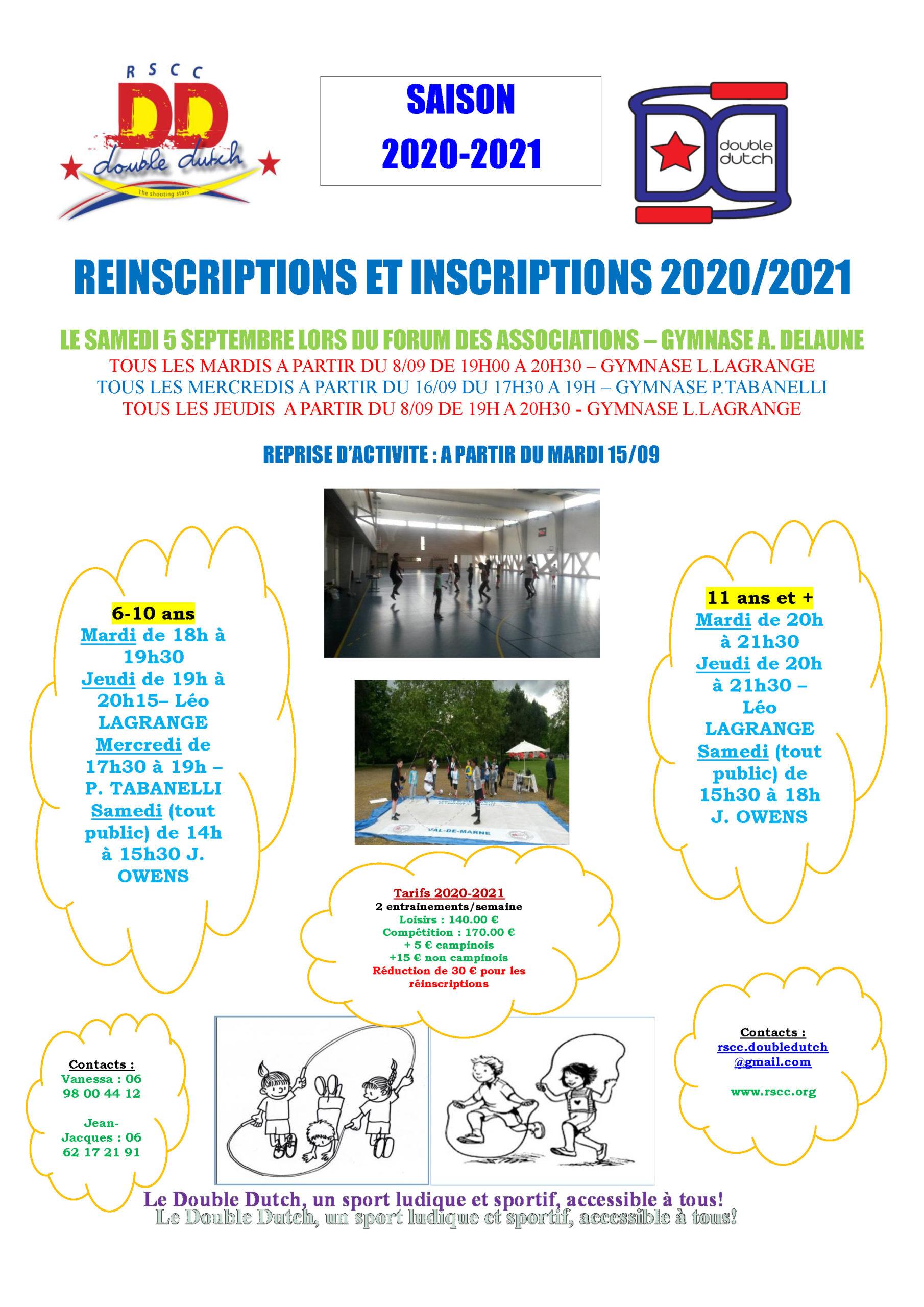 SAISON 2020 / 2021