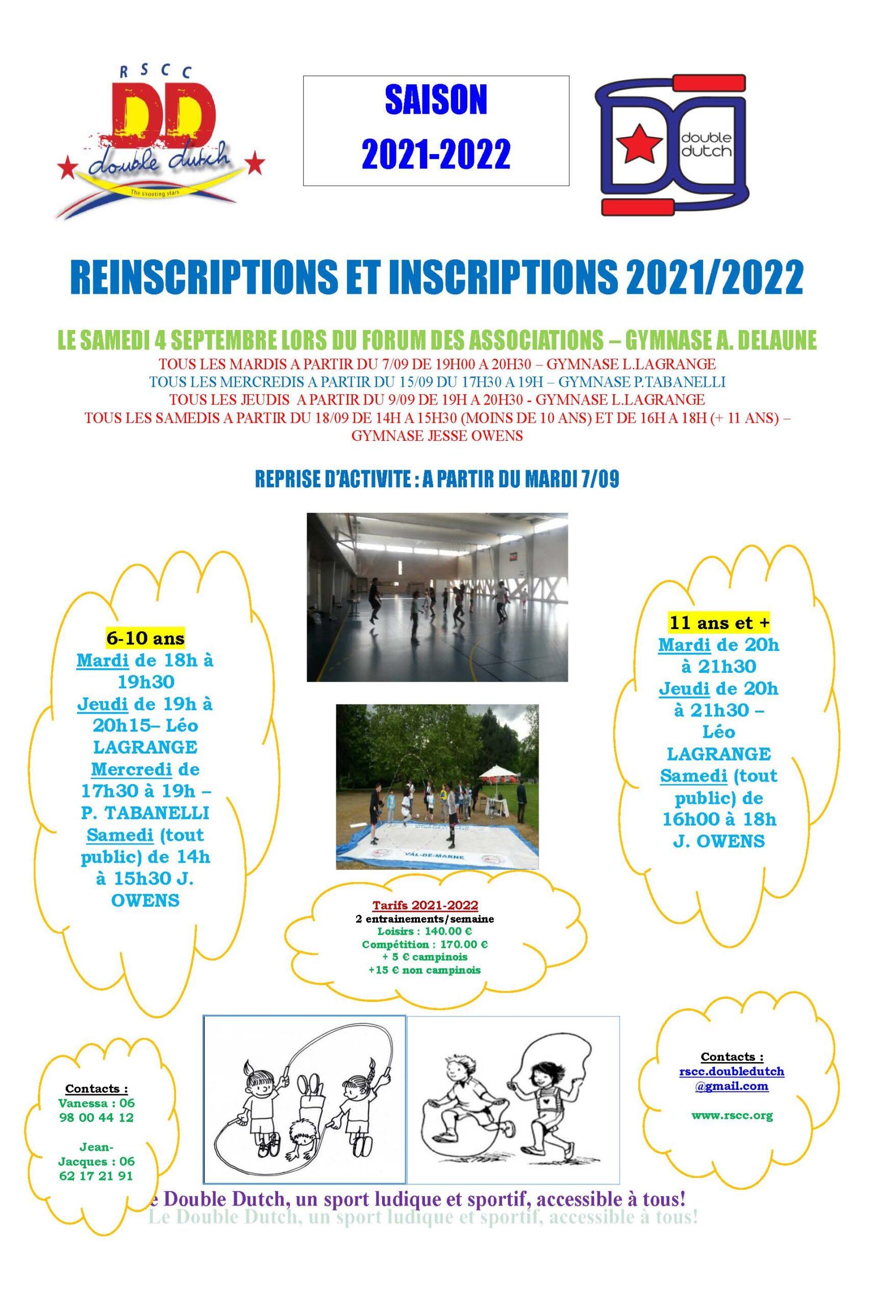SAISON 2021 / 2022